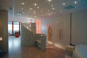 Натяжные потолки ванная. 33