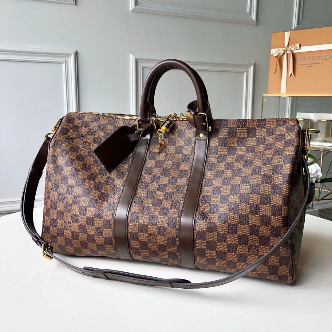 fea3ae2b6571 Дорожная сумка Louis Vuitton Keepall, цена 10 990 грн., купить в ...