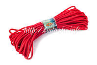 Шнур для вязания сумок 6 мм 15 метров
