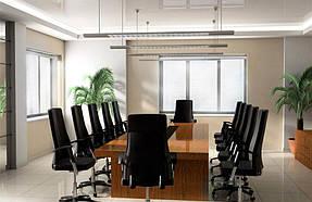 Натяжные потолки офис. 2