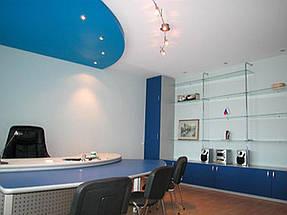 Натяжные потолки офис. 3