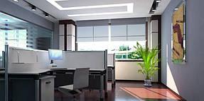 Натяжные потолки офис. 5