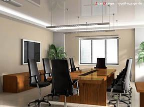 Натяжные потолки офис. 23