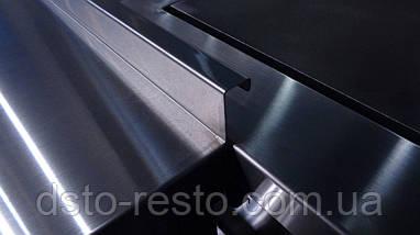 Стол из нержавейки без полки 1500/600/850 мм, фото 3
