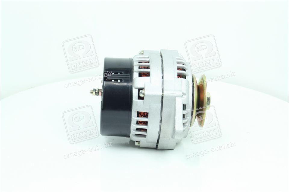 Генератор ВАЗ 21214, 2123 100 А. (под клиновой ремень, с нижн.расп.двигатель)  9412.3701000