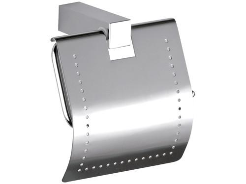 Держатель для туалетной бумаги квадратный REMER SQ60