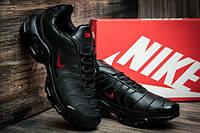 Мужские кроссовки в стиле Nike Air Max TN Black/Red, черные 43 (27,7 см)