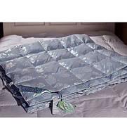 Зимнее пуховое стеганое одеяло 140*205