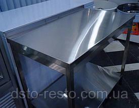 Столы из нержавеющей стали, фото 3