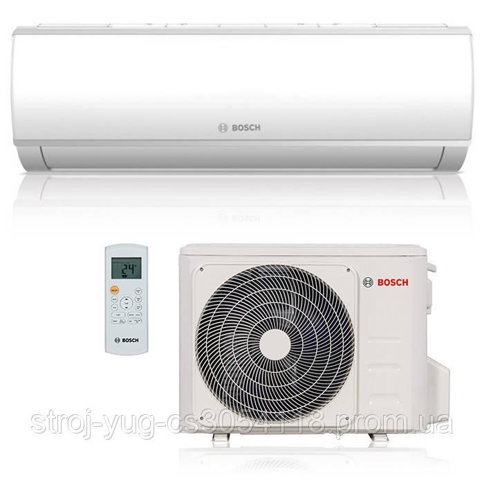 Кондиционер инверторный Bosch Climate 5000 RAC 7-2 IBW/Climate RAC 7-2 OU, 70 м.кв.