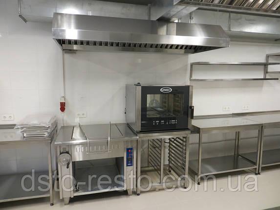 Стол из нержавейки для кухни кафе и ресторана 2000/600/850 мм, фото 2