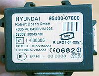 Блок иммобилайзера Hyundai  95400078800 Б/У