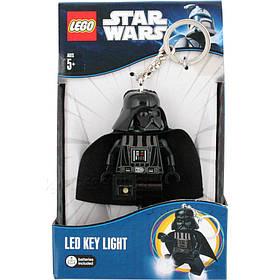 Брелок-фонарик Лего Звёздные войны Дарт Вейдер LGL-KE7