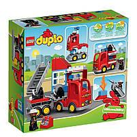 Lego Duplo Пожарный грузовик 10592, фото 2