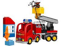 Lego Duplo Пожарный грузовик 10592, фото 3