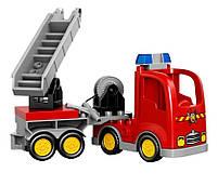 Lego Duplo Пожарный грузовик 10592, фото 4