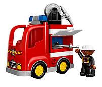 Lego Duplo Пожарный грузовик 10592, фото 5