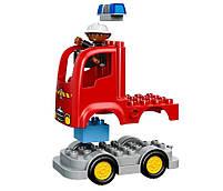 Lego Duplo Пожарный грузовик 10592, фото 6