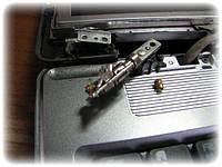 Замена петель ноутбука в Донецке