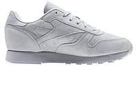 Оригинальные кроссовки Reebok Classic Leather Nbk Grey (ART. CM8767)