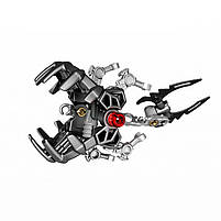 Lego Bionicle Кетар, Тотемное животное Камня 71301, фото 5