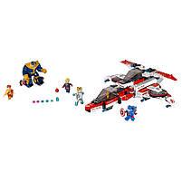 Lego Super Heroes Реактивный самолёт Мстителей: космическая миссия 76049, фото 3