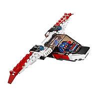 Lego Super Heroes Реактивный самолёт Мстителей: космическая миссия 76049, фото 5