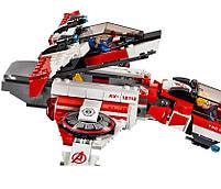 Lego Super Heroes Реактивный самолёт Мстителей: космическая миссия 76049, фото 7