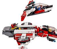 Lego Super Heroes Реактивный самолёт Мстителей: космическая миссия 76049, фото 8