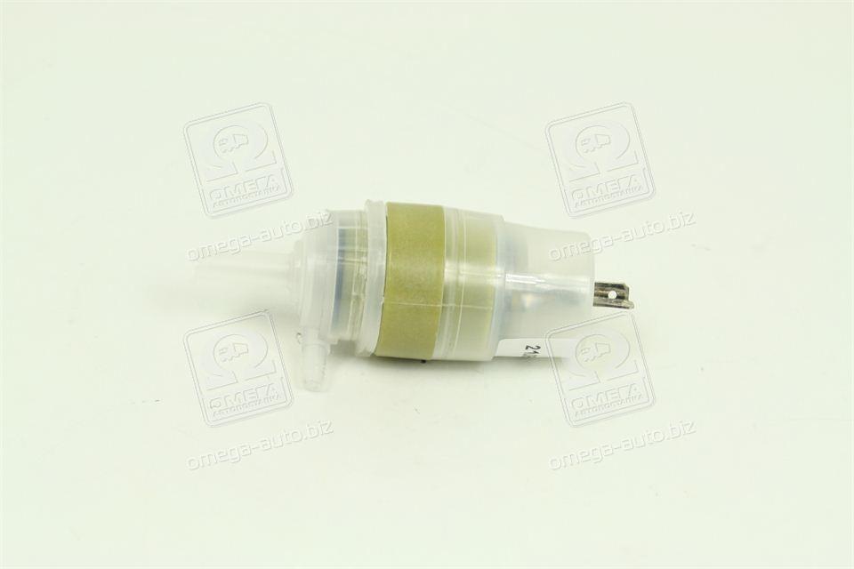 Электродвигатель омывателя ВАЗ 2108-10 н.о. (белый) 12В, 10Вт  2108-5208009-01