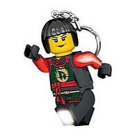 Брелок-фонарик Лего Ниндзяго Ния светодиодный LGL-KE78, фото 2