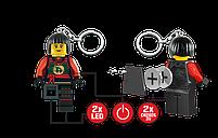 Брелок-фонарик Лего Ниндзяго Ния светодиодный LGL-KE78, фото 3