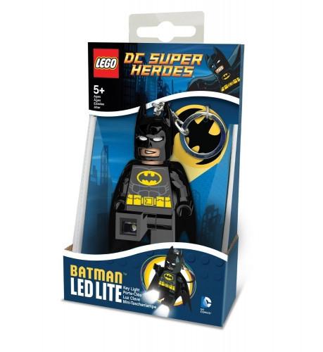 Брелок-фонарик Лего Бэтмен светодиодный LGL-KE26