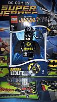 Брелок-фонарик Лего Бэтмен светодиодный LGL-KE26   , фото 5