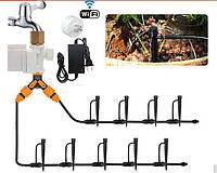 Цифровой электромагнитный клапан контроллер орошение сада и огорода автоматический система капельного орошения