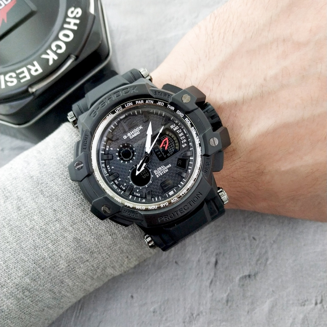 Часы Casio G-Shock GWG 1000