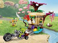 Lego Angry Birds Кража яиц с Птичьего острова 75823, фото 3