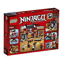 Lego Ninjago Побег из тюрьмы Криптариум 70591, фото 2