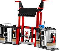 Lego Ninjago Побег из тюрьмы Криптариум 70591, фото 4