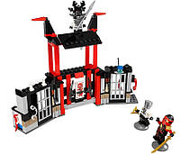 Lego Ninjago Побег из тюрьмы Криптариум 70591, фото 5