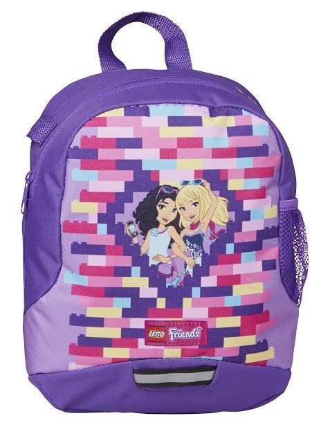 Рюкзак дошкольный Lego Friends 10,3 л