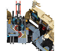 Lego Ninjago Самурай Х: Битва в пещерах 70596, фото 4