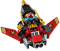 Lego Ninjago Самурай Х: Битва в пещерах 70596, фото 6