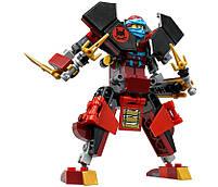 Lego Ninjago Самурай Х: Битва в пещерах 70596, фото 7