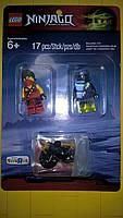 Lego Ninjago Боевой набор Кай и Вуу 5003085, фото 2
