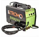 Сварочный инверторный полуавтомат Stromo SW270 MIG+MMA (2 в 1) + Сварочная маска Форте MC-1000 (хамелеон), фото 2
