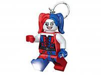 Брелок-фонарик Лего Супергерои Харли Квинн LGL-KE99, фото 2