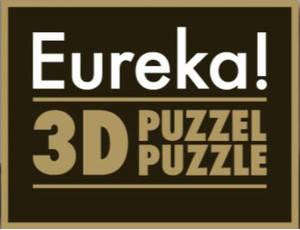 Металлические головоломки Eureka