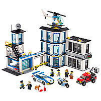 Lego City Полицейский участок 60141, фото 3