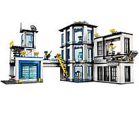 Lego City Полицейский участок 60141, фото 4